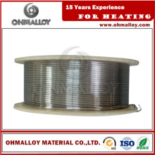 SGS сертификат Ni80chrome20 Wire Ohmalloy109 Nicr80 / 20 Точный резистор